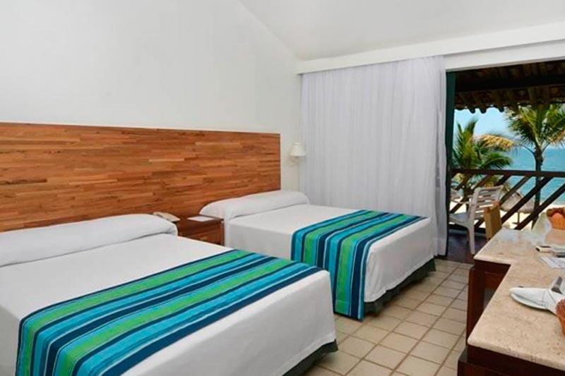 Standard com duas camas casal