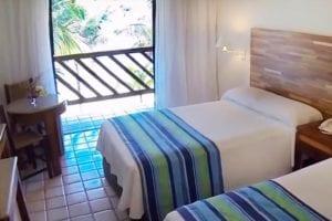 Superior Acomodação detalhes cama casal